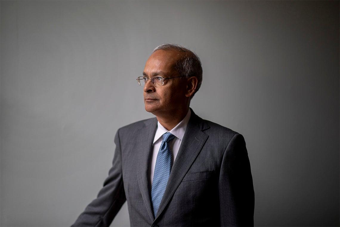 Portrait of Vivek Goel