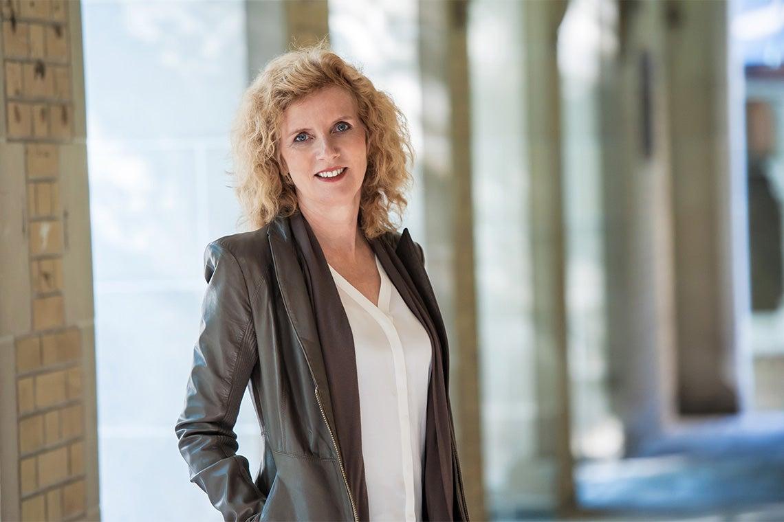 Portrait of Cheryl Regehr