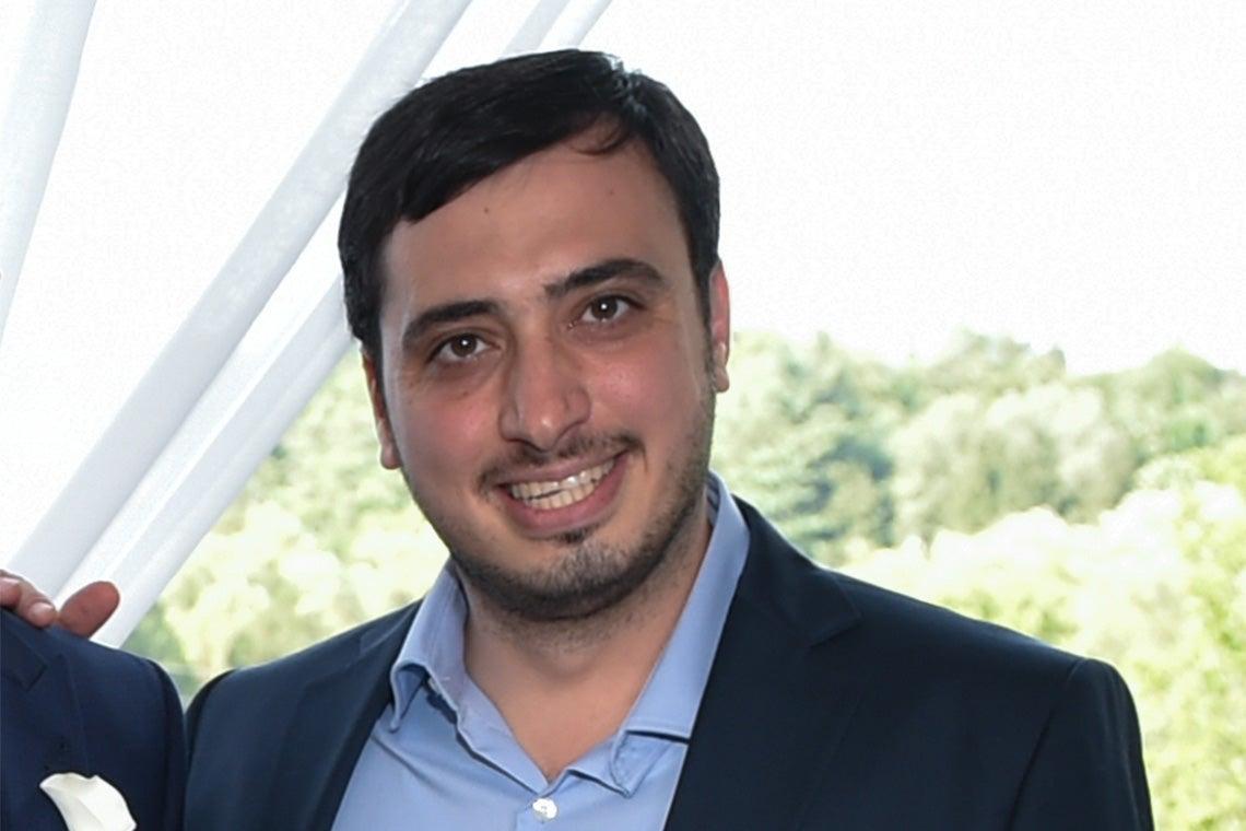 Photo of Mohammad Salehe