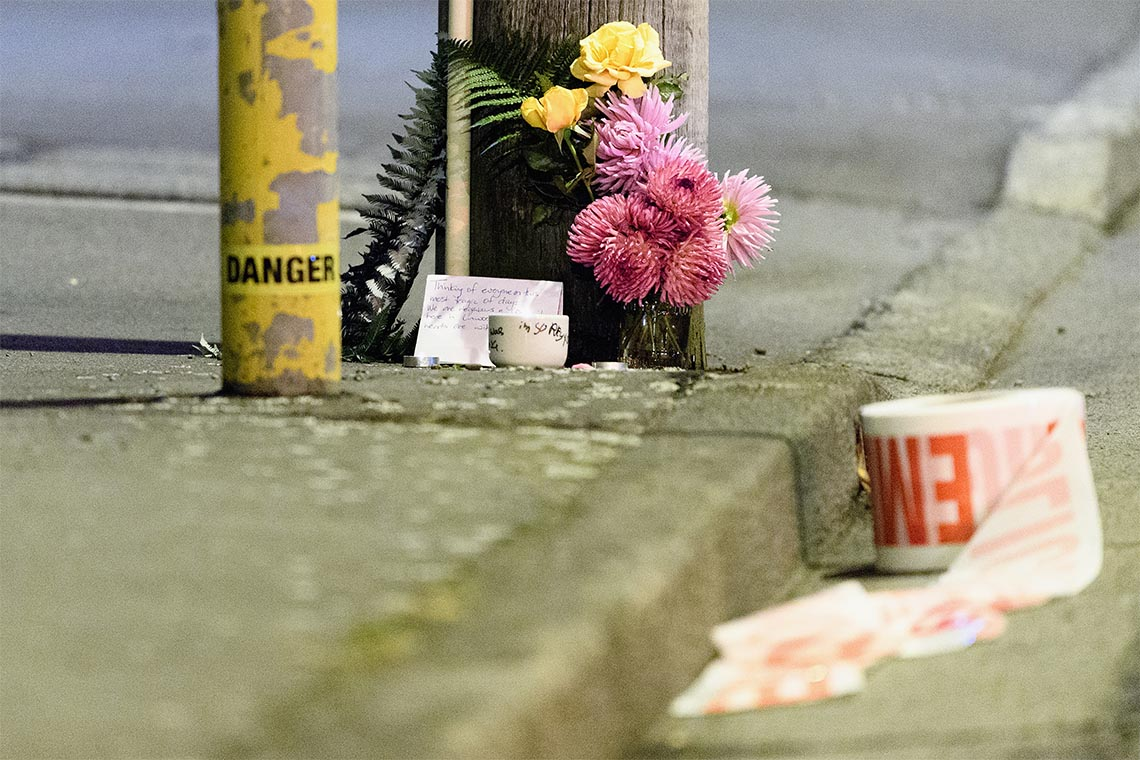Christchurch shootings: 'You can respond with fear or friendship'