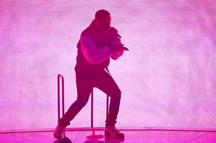 Drake in performance