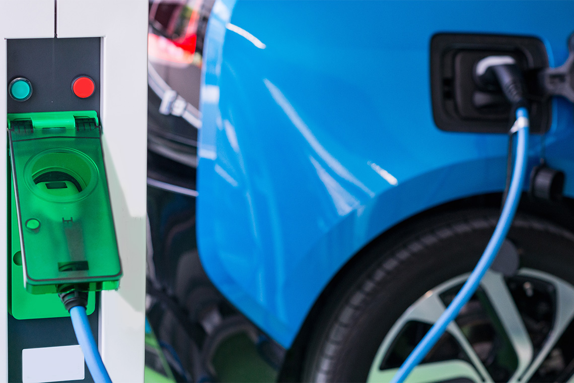 Electric vehicles can fight climate change, but they're not a silver bullet