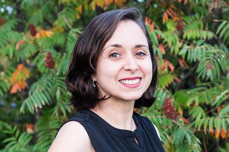Portrait of Eliana Gonzalez-Vigil