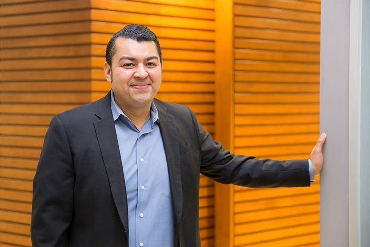 Portrait of Jerry Flores