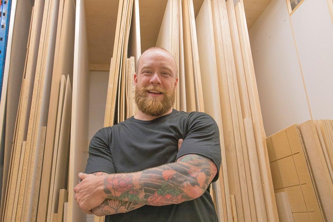 Photo of Jay Pooley