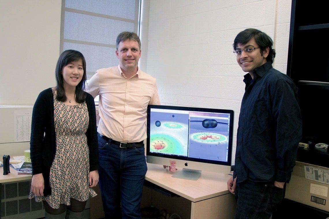 Members of the LIGO team
