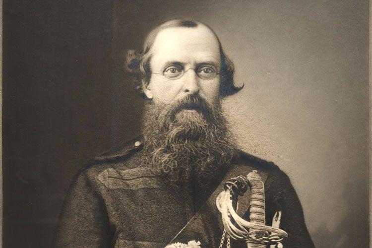 Professor Henry Croft
