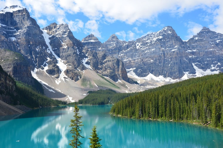 An image of Banff National Park