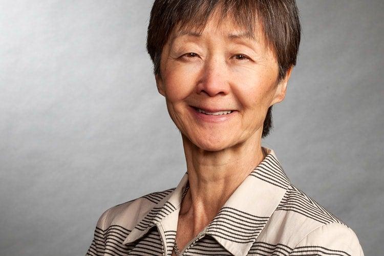 head-shot-style photo of Shirley Hoy