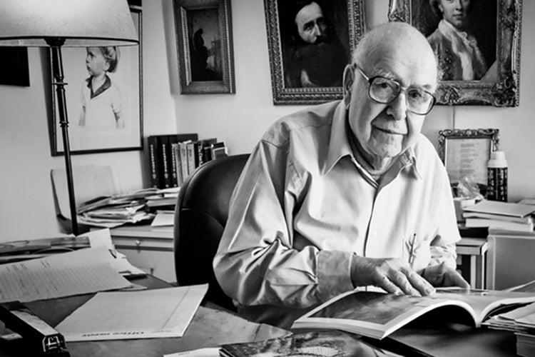 Photo of Alfred Bader
