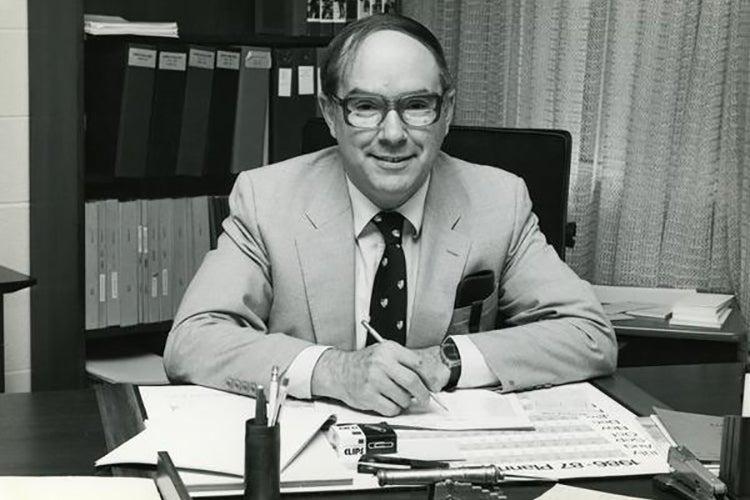 Photo of Desmond Morton