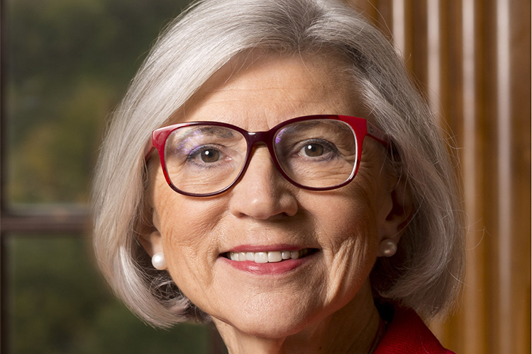 Photo of Beverley McLachlin