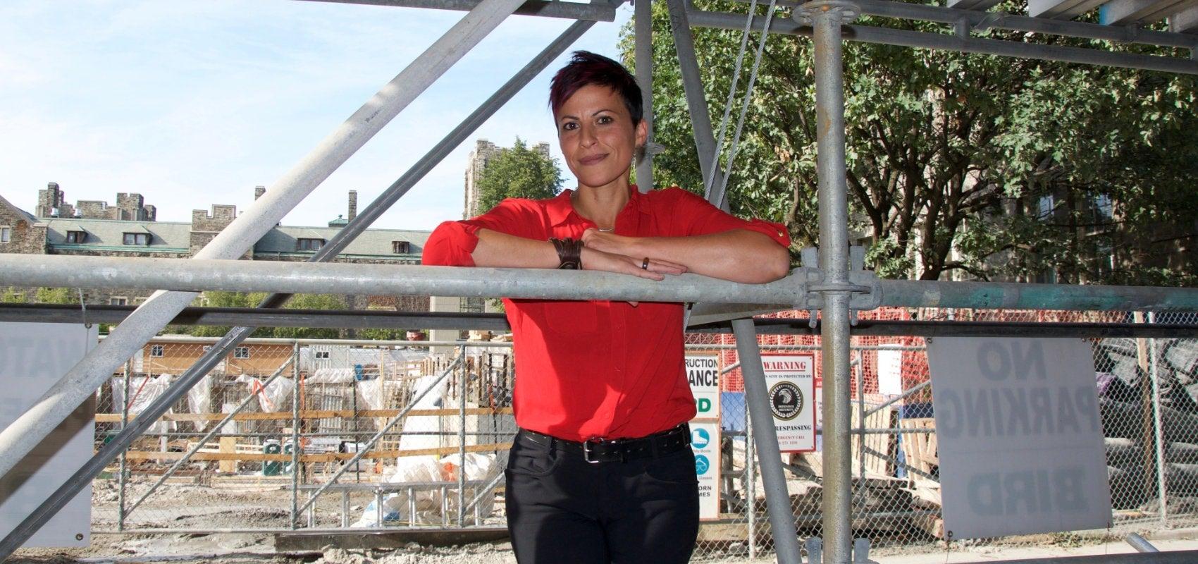 U of T's Deborah Cowen wins Trudeau Fellowship for boundary-busting research