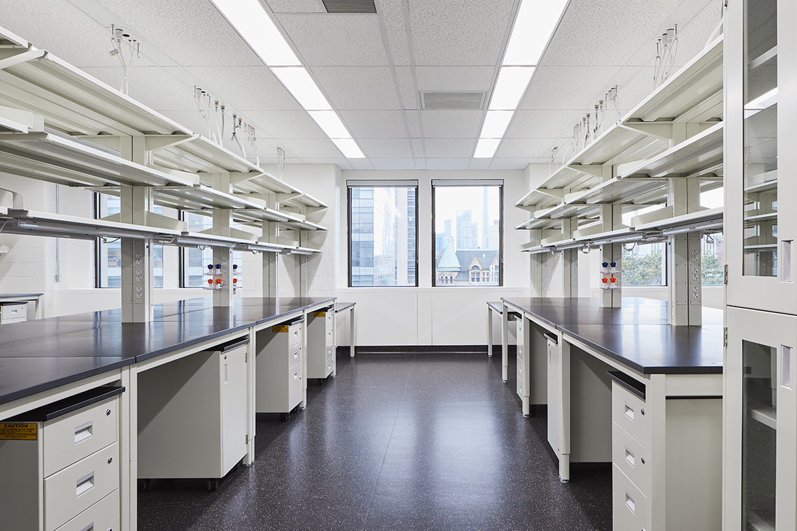 Medical sciences building lab