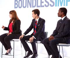 Three U of T Rhodes Scholars speaking at panel discussion