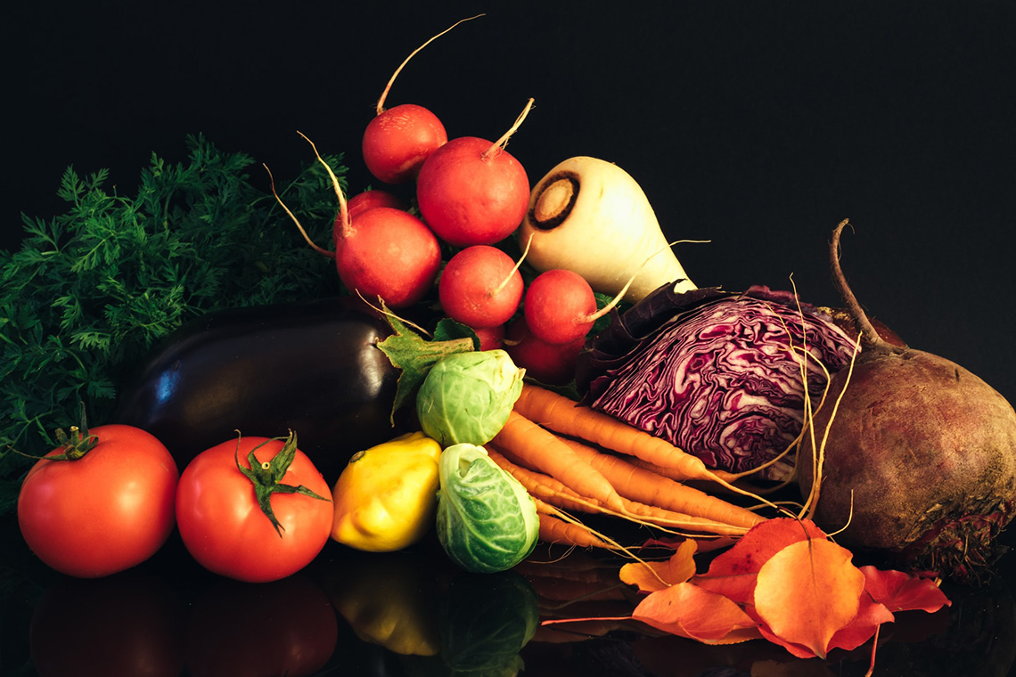 low glycemic index vegetables
