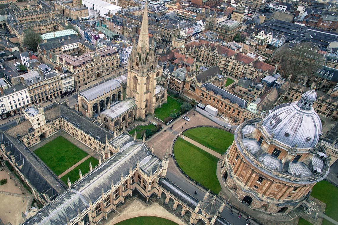 Photo of Oxford University