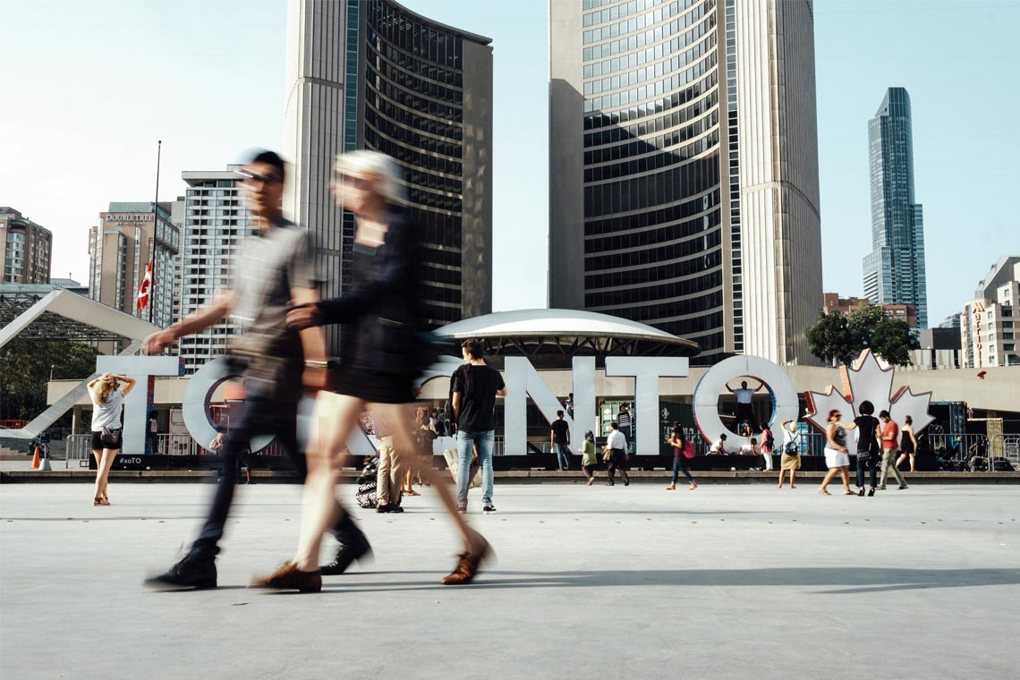 Photo of Toronto City Hall