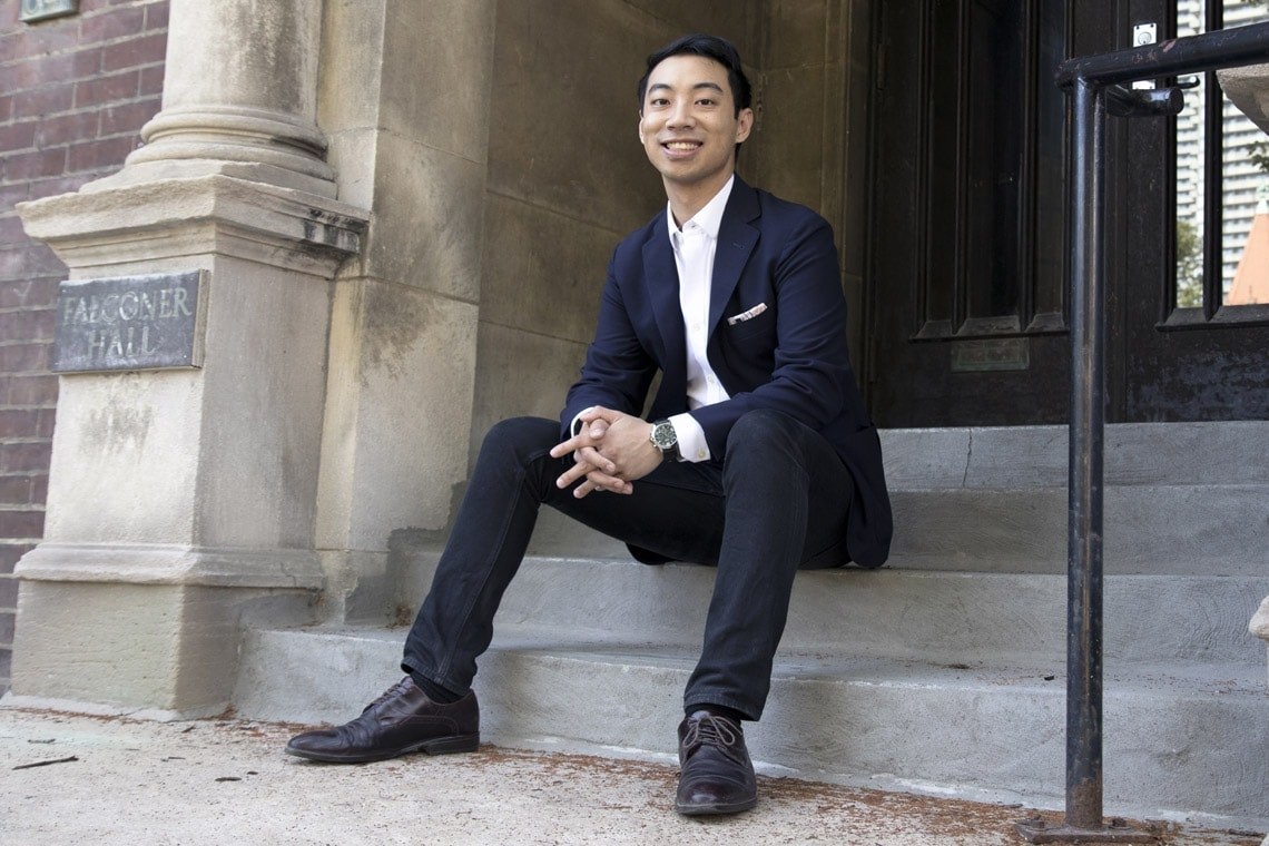 photo of Kevin Vuong