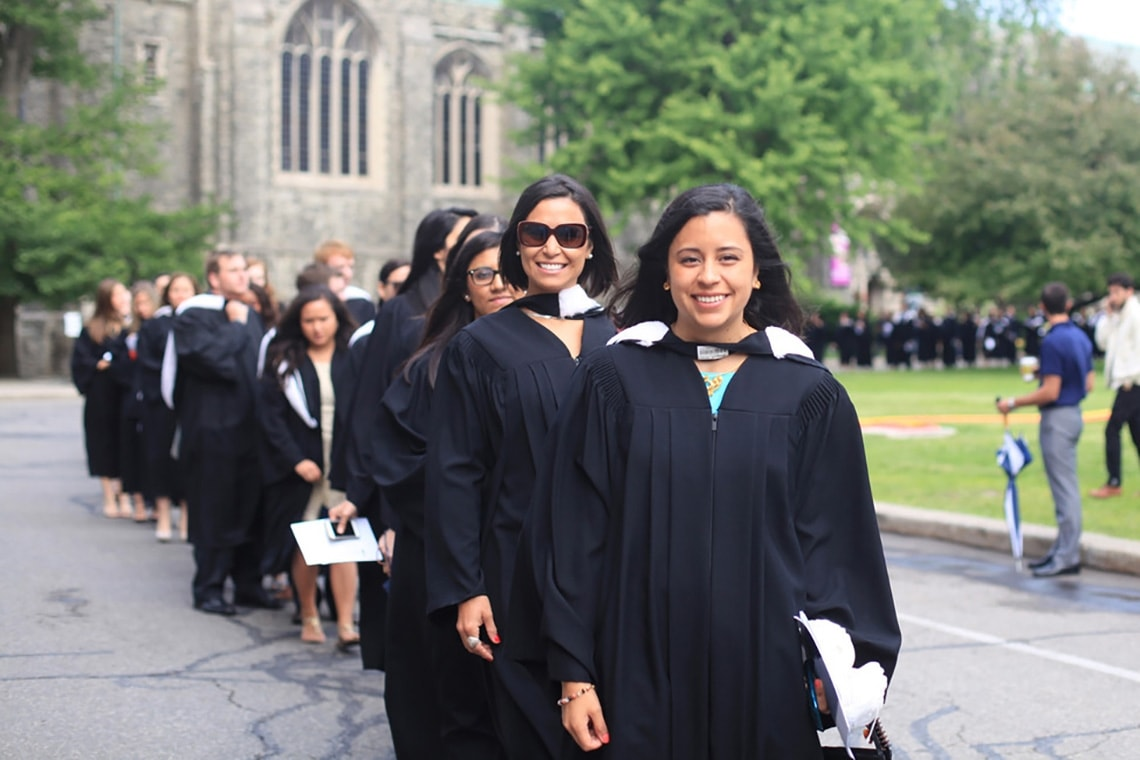 Picture of convocation