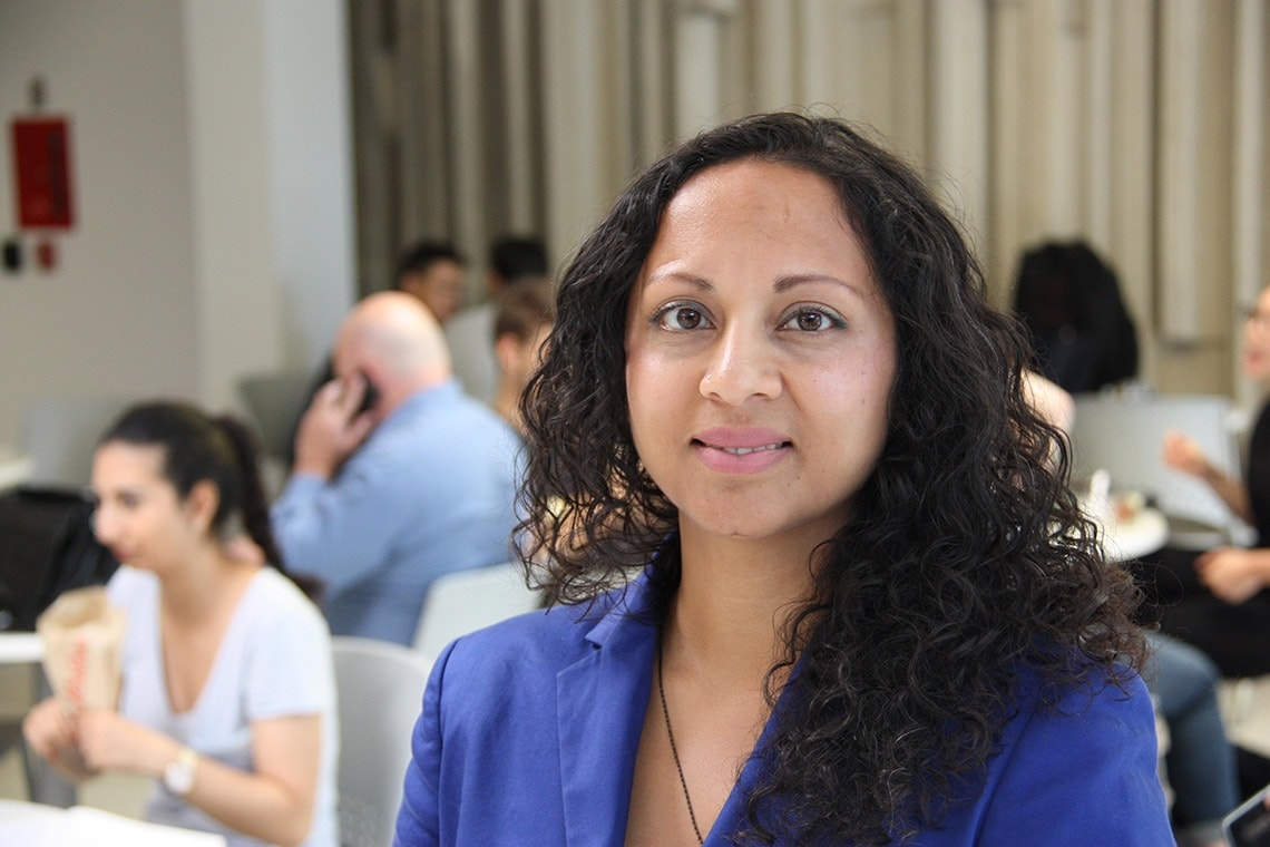 Photo of Anita Balakrishna
