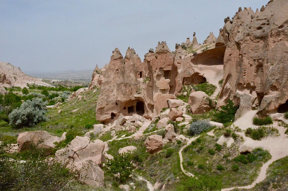 Photo of cave city