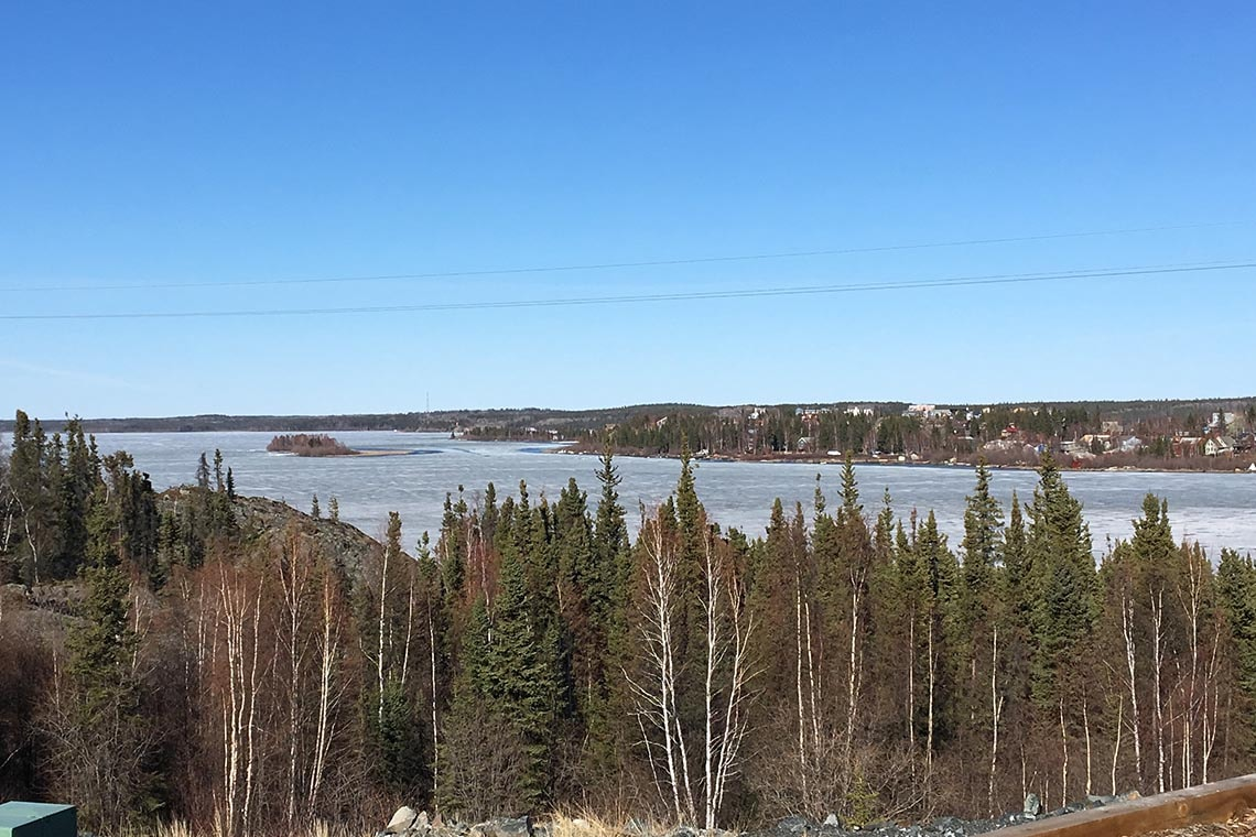 Photo of Yellowknife