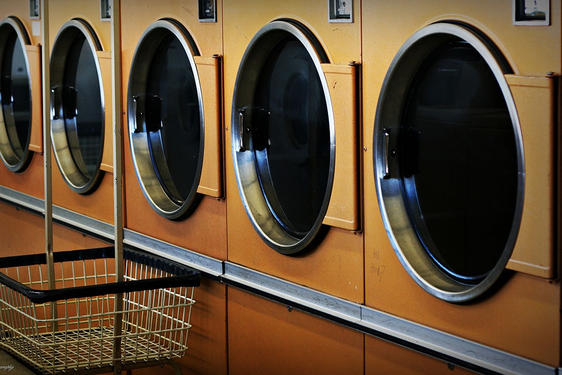 Photo of washing machines