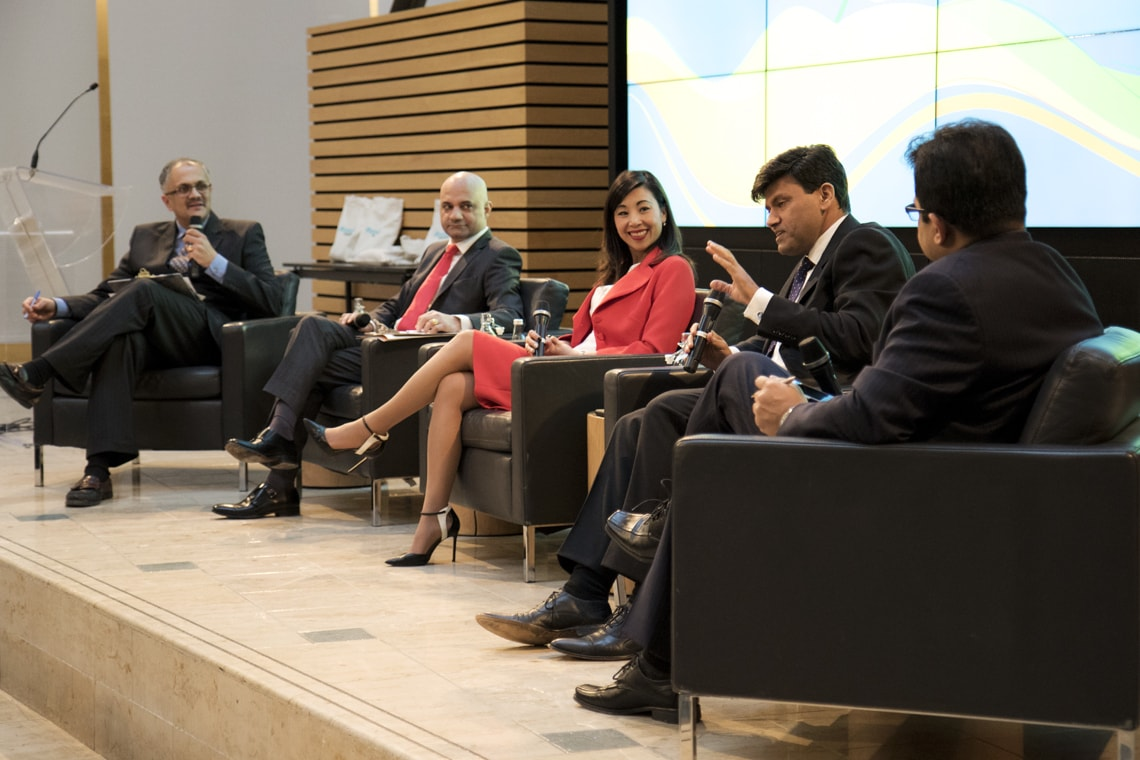 Photo of Rotman event