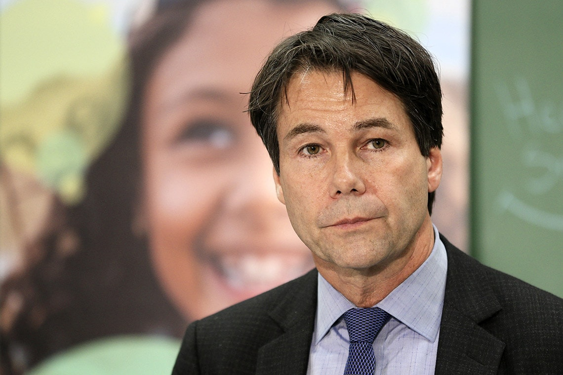 Photo of Eric Hoskins