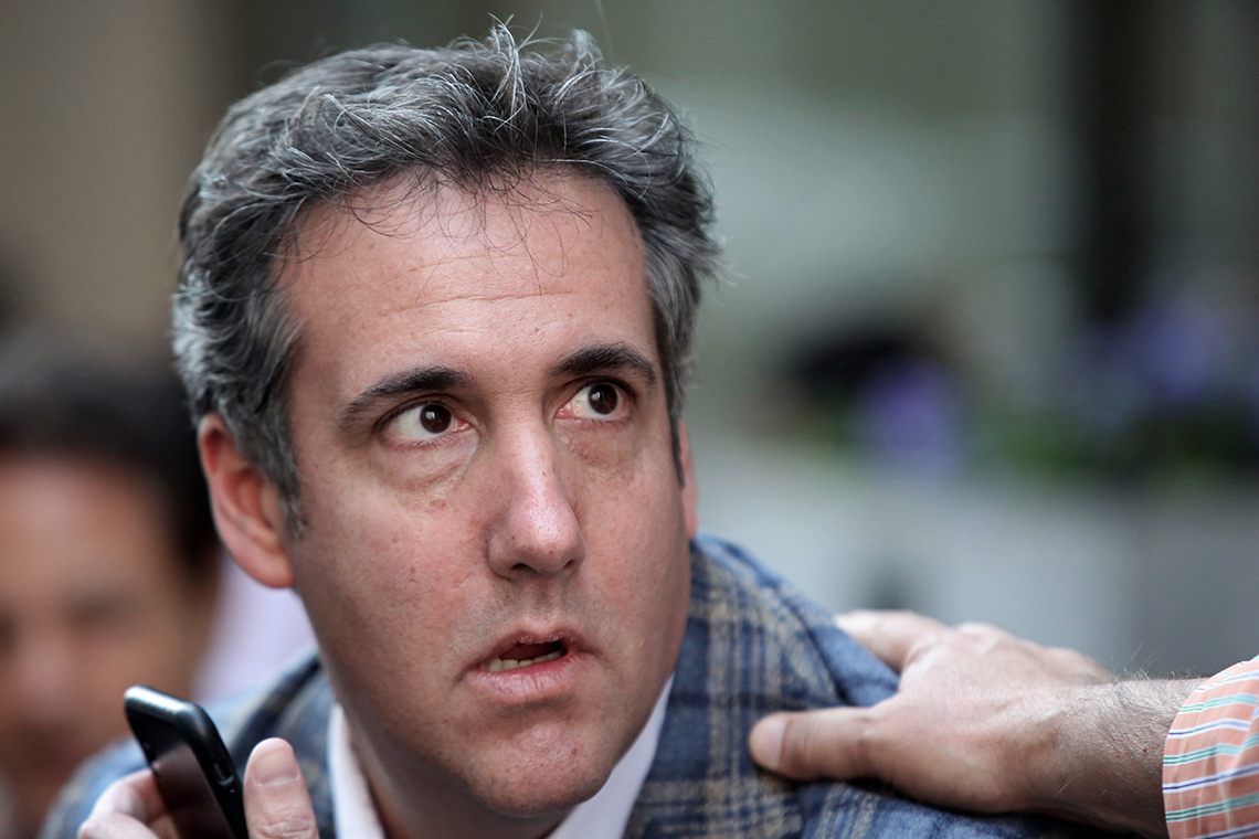 Photo of Michael Cohen