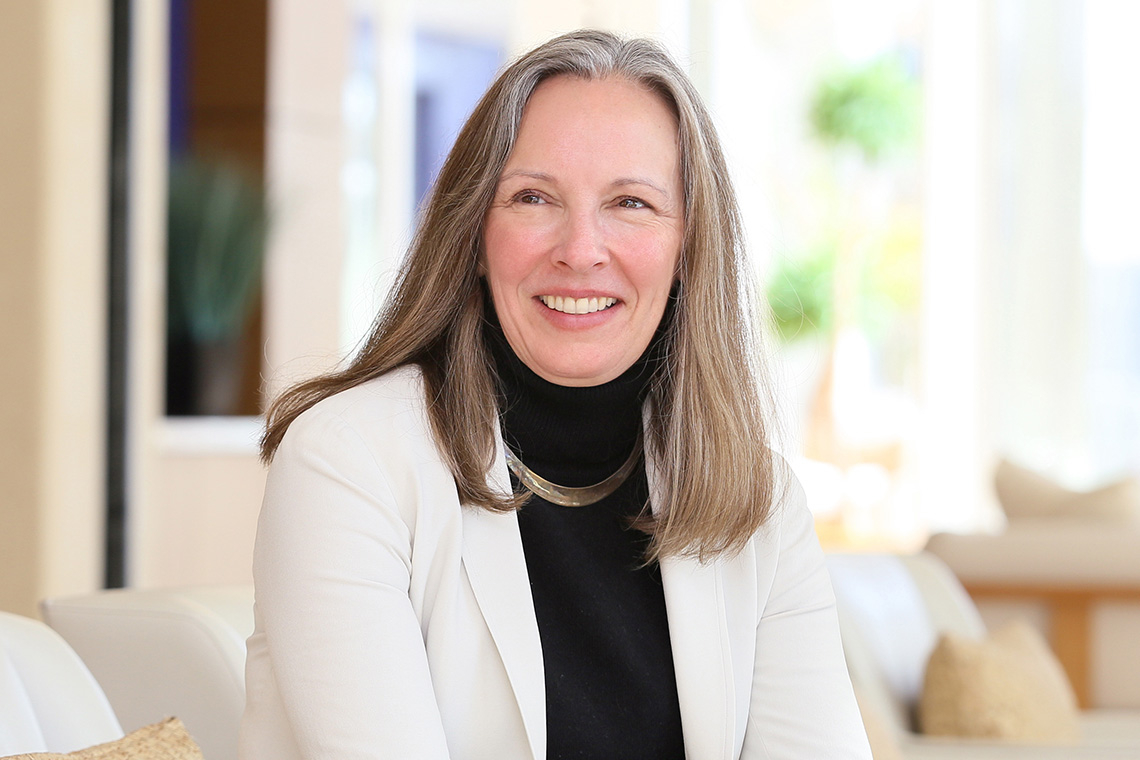 Photo of Gillian Hadfield