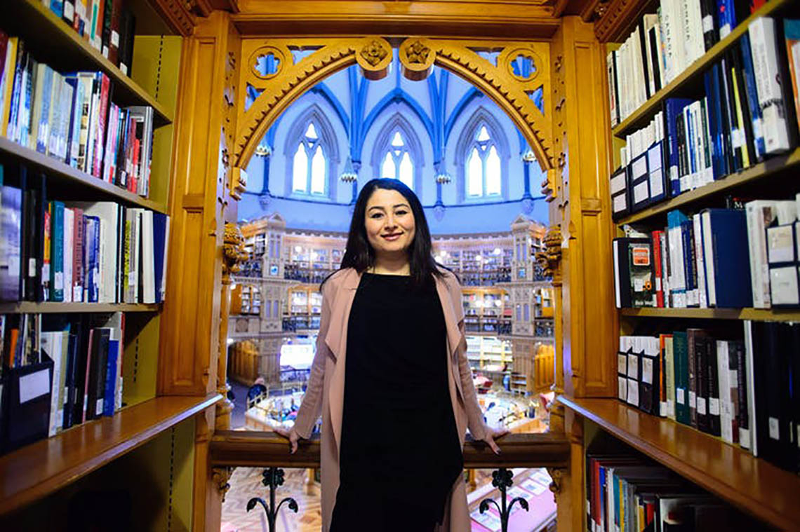 Photo of Maryam Monsef