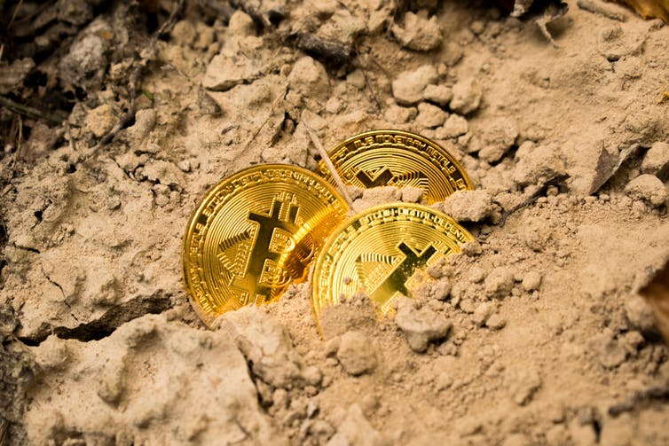 Photo of crytocurrency