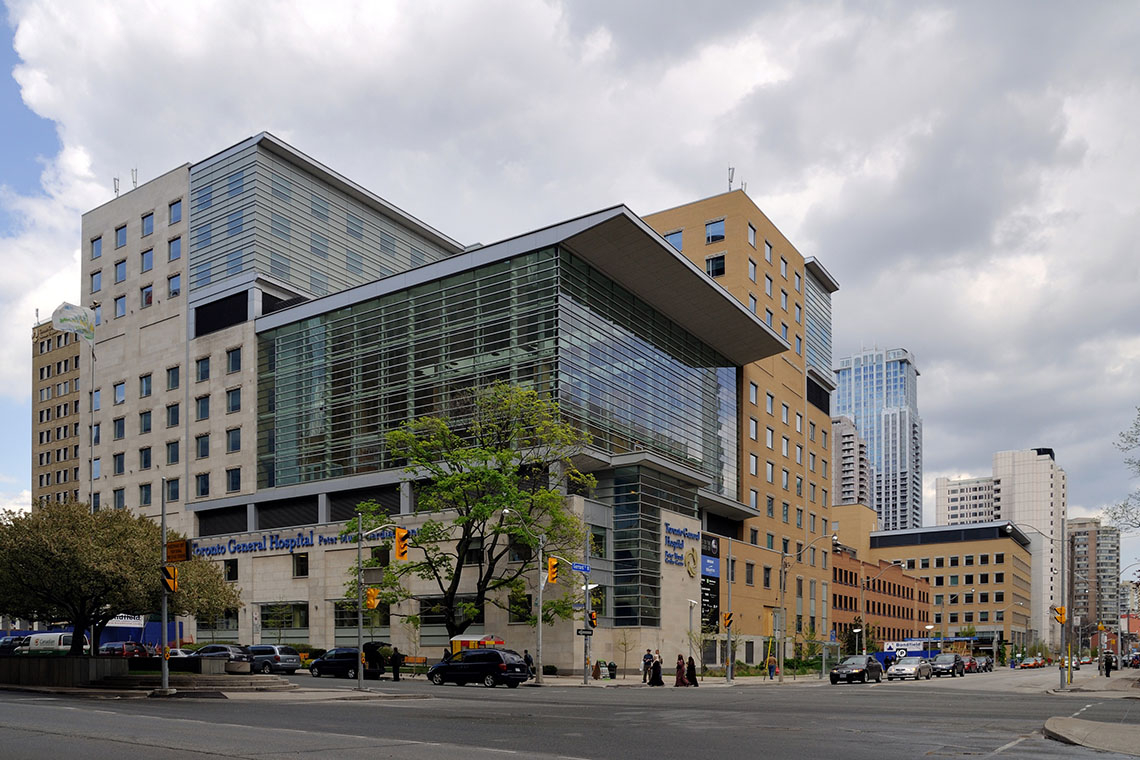 Photo of Toronto General Hospital