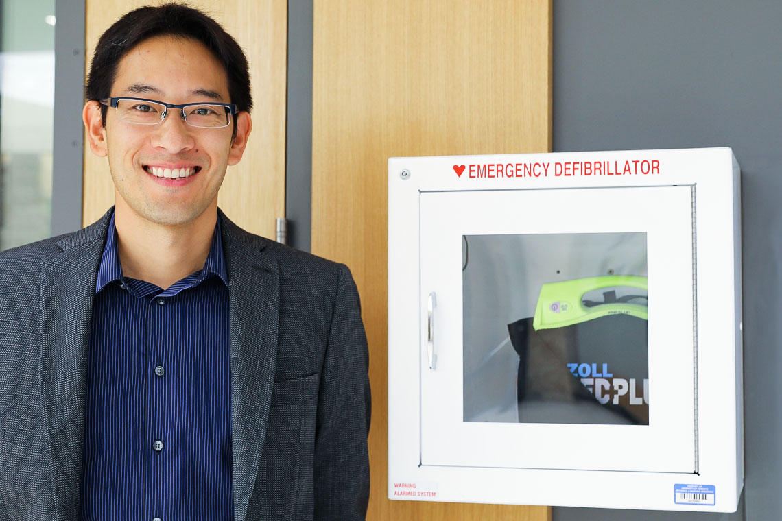 Photo of Timothy Chan