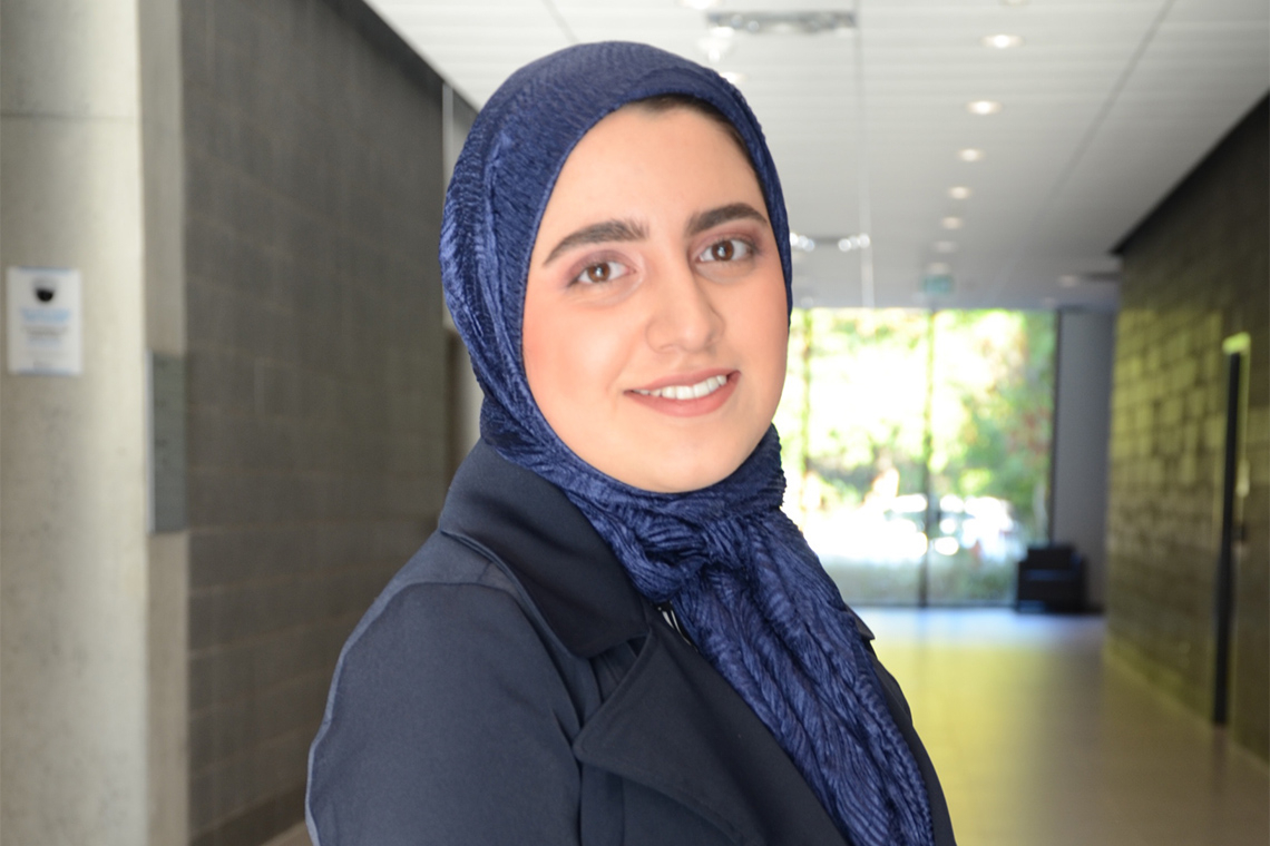 photo of Zeynab Asadi Lari