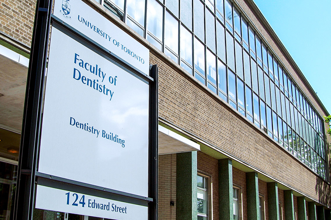 Faculty of Dentistry building