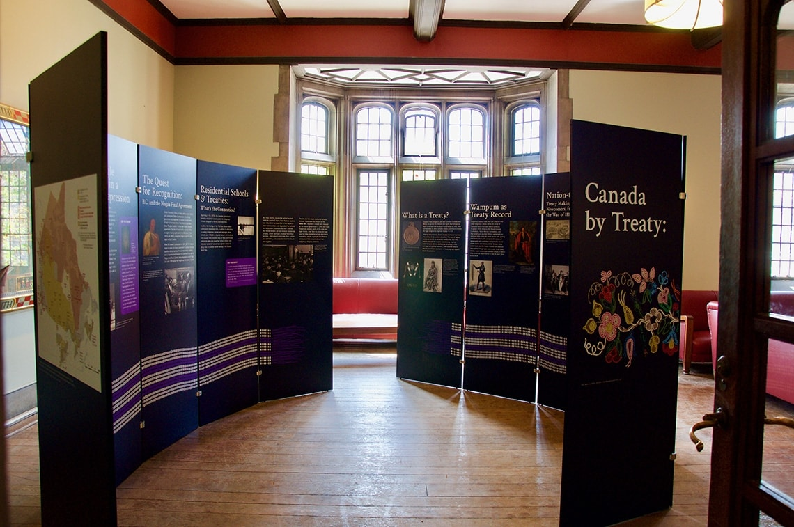 Hart House exhibit