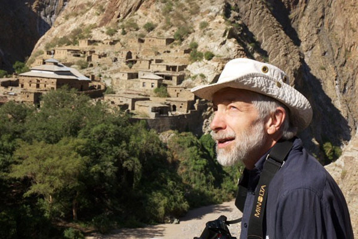 Michael Gervers in Ethiopia