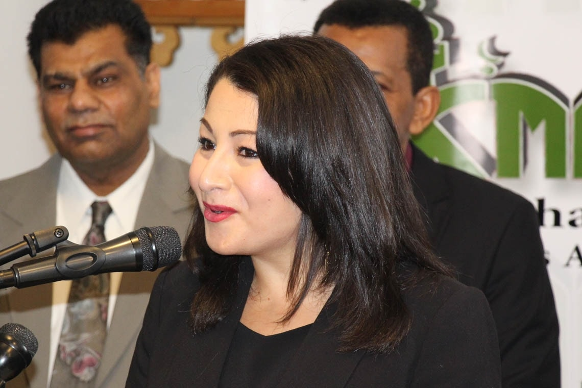Maryam Monsef  is an Afghan, a Canadian, a refugee, and a survivor of one of the most brutal civil wars of the modern era, says Aisha Ahmad