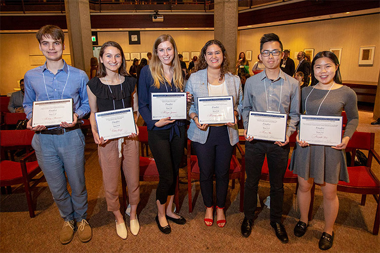 TFRB Student Award Winners