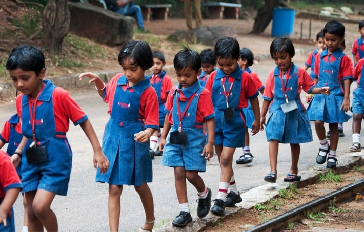 Picture of Indian children