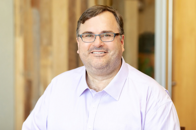 Photo of Reid Hoffman