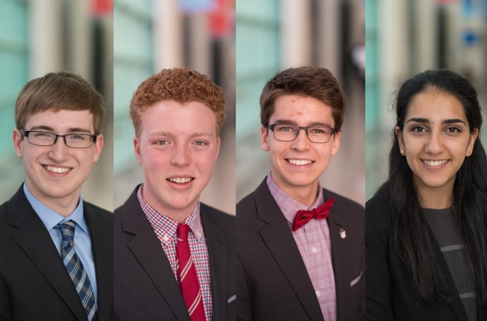 Photo of Loran Scholars