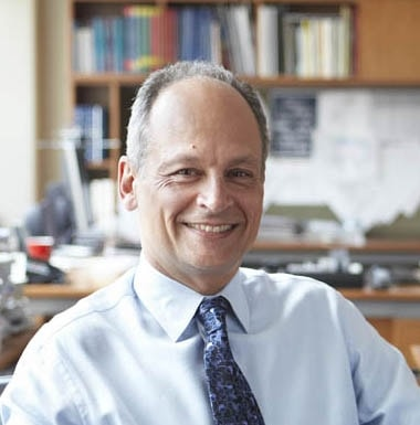 head shot of Meric Gertler
