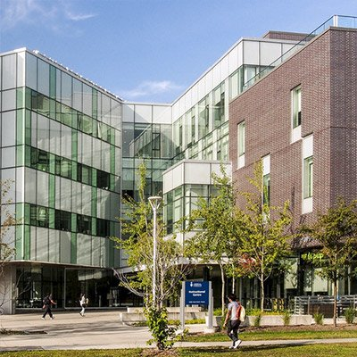 B-Wing building at UTSC