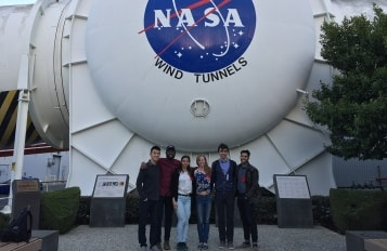 NASA group photo
