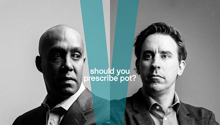 Should You Prescribe Pot?
