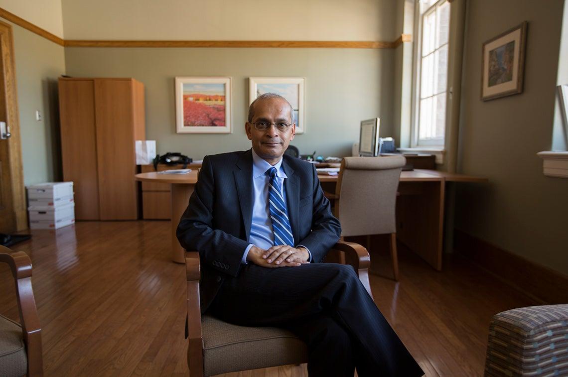 photo of Vivek Goel